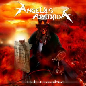Angelus Apatrida - Evil Unleashed cover art