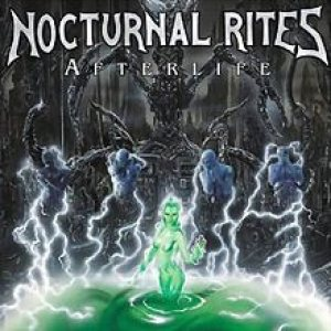 Nocturnal Rites - Afterlife cover art