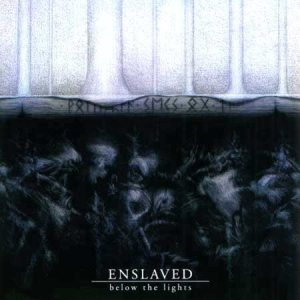 Enslaved - Below the Lights cover art