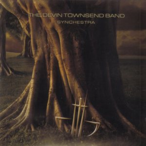 The Devin Townsend Band - Synchestra cover art