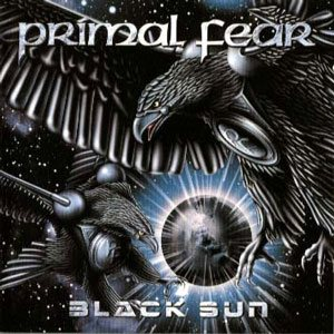 Primal Fear - Black Sun cover art