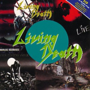 Living Death - Living Death cover art