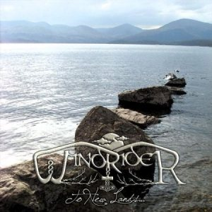Windrider - To New Lands... cover art