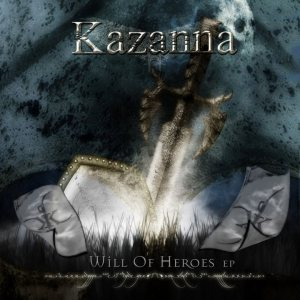 Kazanna - Will of Heroes cover art