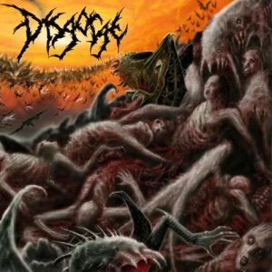 Disgorge - Parallels of Infinite Torture cover art