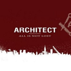 Architect - All Is Not Lost cover art