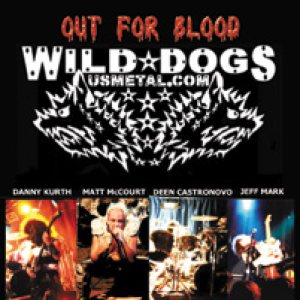 Wild Dogs - Out for Blood cover art