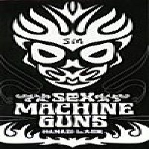 Sex Machineguns - Hanabi-la Daikaten cover art