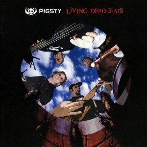 Pigsty - Living Dead Stars cover art