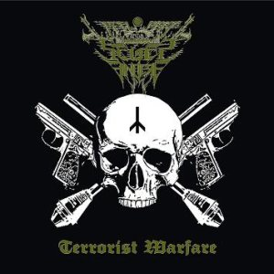 Seges Findere - Terrorist Warfare cover art