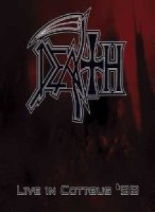 Death - Death: Live in Cottbus cover art
