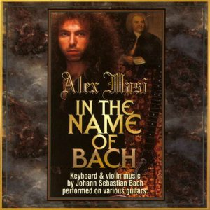 Masi - In the Name of Bach cover art