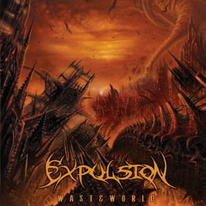 Expulsion - Wasteworld cover art