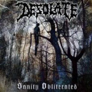 Desolate - Sanity Obliterated cover art