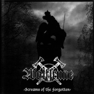 Wolfsrune - Screams of the Forgotten cover art