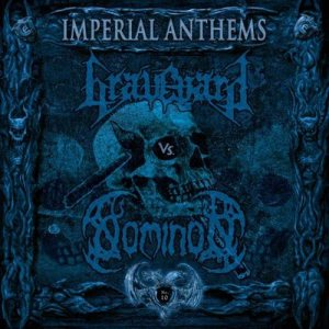 Graveyard / Nominon - Imperial Anthems No. 10 cover art