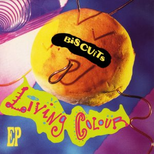 Living Colour - Biscuits cover art