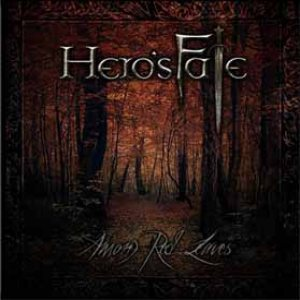 Hero's Fate - Among Red Leaves cover art