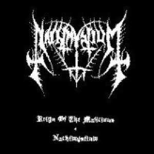 Nachtmystium - Reign of the Malicious + Nachtmystium cover art
