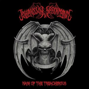 Johansson & Speckmann - Mask of the Treacherous cover art