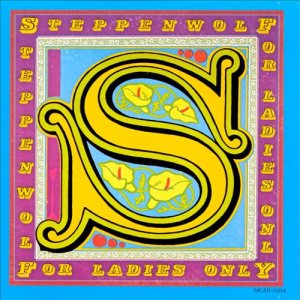 Steppenwolf - For Ladies Only cover art