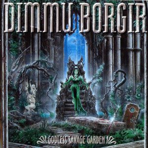 Dimmu Borgir - Godless Savage Garden cover art