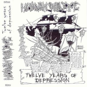 Human Waste - Twelve Years of Depression cover art