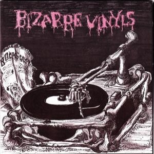 Utopie / Brutality Reigns Supreme - Bizarre Vinyls cover art
