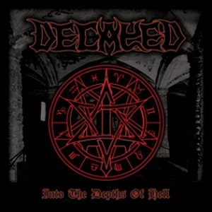 Decayed - Into the Depths of Hell cover art