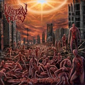Visceral Decay - Implosion Psychosis cover art