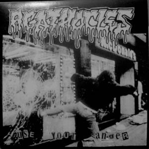 Agathocles - Use your Anger cover art