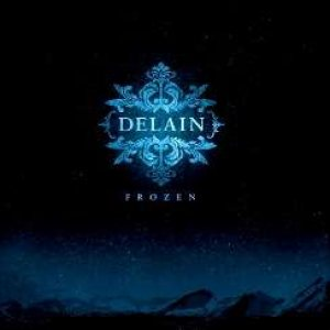 Delain - Frozen cover art