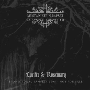 Mustan Kuun Lapset - Lucifer & Rosemary cover art