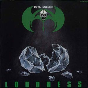 Loudness - Devil Soldier cover art