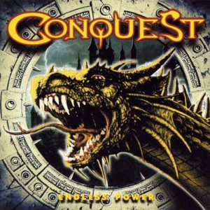 Conquest - Endless Power cover art