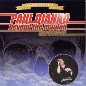 Paul Di'Anno - Beyond the Maiden cover art