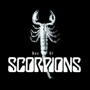 Scorpions - Box of Scorpions cover art