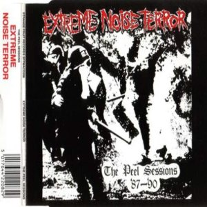 Extreme Noise Terror - The Peel Sessions '87-'90 cover art