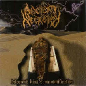 Ancient Necropsy - Deformed King's Mummification cover art