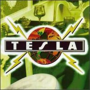 Tesla - Psychotic Supper cover art