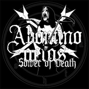 Abomino Aetas - Sower of Death cover art