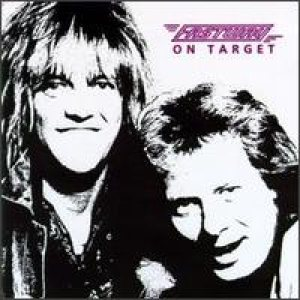 Fastway - On Target cover art