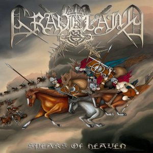 Graveland - Spears of Heaven cover art