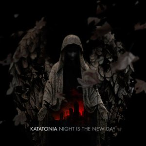Katatonia - Night Is the New Day cover art