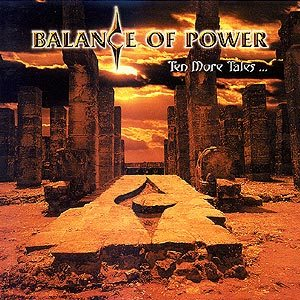 Balance of Power - Ten More Tales... cover art