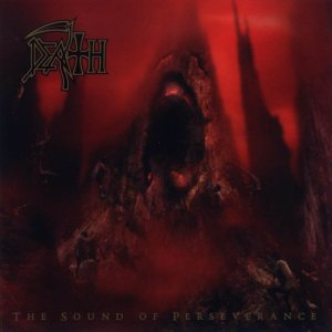 Death - The Sound of Perseverance cover art