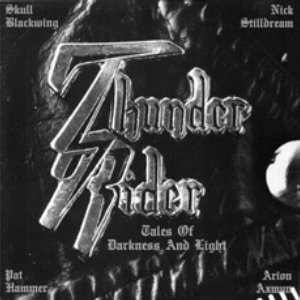 Thunder Rider - Tales of Darkness and Light cover art