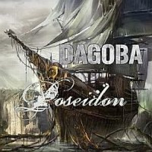 Dagoba - Poseidon cover art