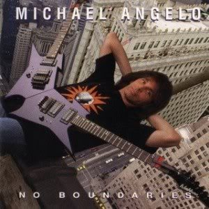 Michael Angelo Batio - No Boundaries cover art