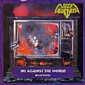 Lizzy Borden - Me Against the World / Den of Thieves cover art
